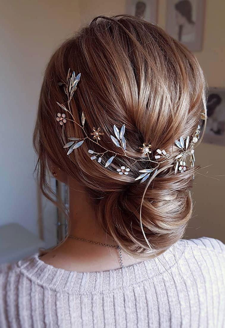 100 Prettiest Wedding Hairstyles For Ceremony & Reception