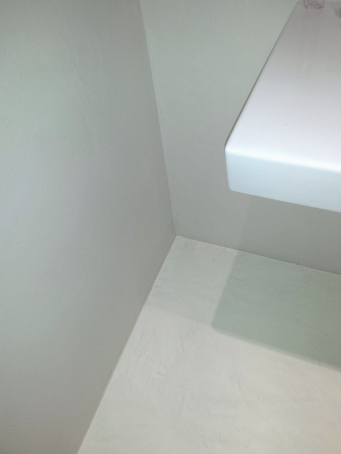 Fugenloses Badezimmer. Vorher/Nachher Bilder Hier > Http://Www