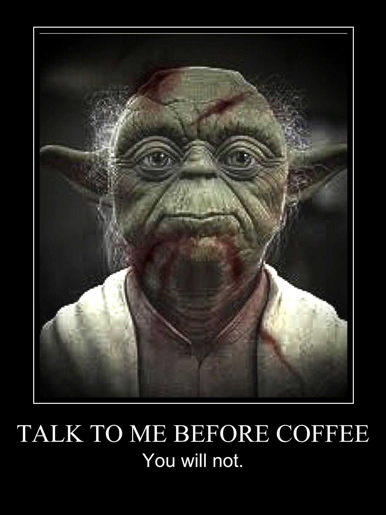 Zombie Yoda Funny Memes Star Wars Humor Star Wars Memes