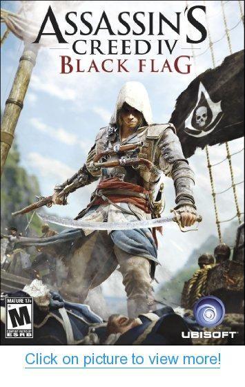 Assassin's Creed IV Black Flag [Online Game Code] #Assassins #Creed #IV #Black #Flag #Online #Game #Code