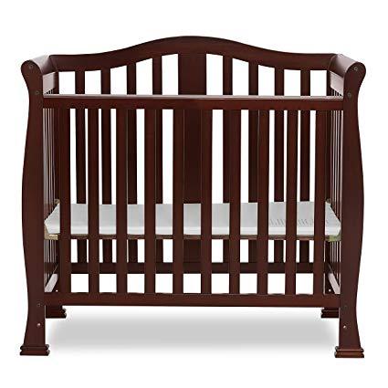 Amazonsmile Dream On Me Addison 4 In 1 Convertible Mini Crib Espresso Baby In 2020 Mini Crib Cribs Dream On Me