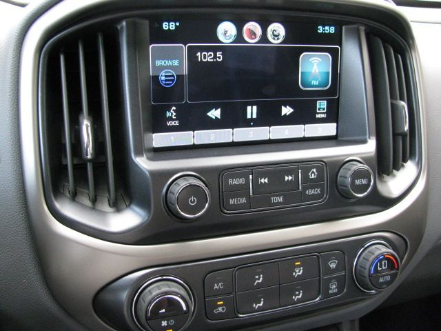 Chevrolet Mylink Audio System 8 Diagonal Color Touch