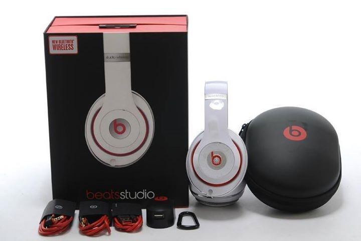 Discounted Price Rs.7700 was Rs.14000 (Cash on Delivery) -BEATS BY DR. DRE STUDIO WIRELESS 2.0 OVER EAR HEADPHONE A How to place order: - Inbox us on Facebook - Whatsapp us : 03064744465 - On Website(OrderNation): http://ift.tt/1PfdXpx - http://ift.tt/1MNMhRR