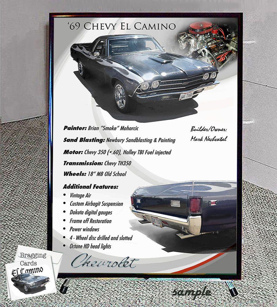 Your Car SHOW DISPLAY Board With Tripod EBay Baseball - Car show display boards