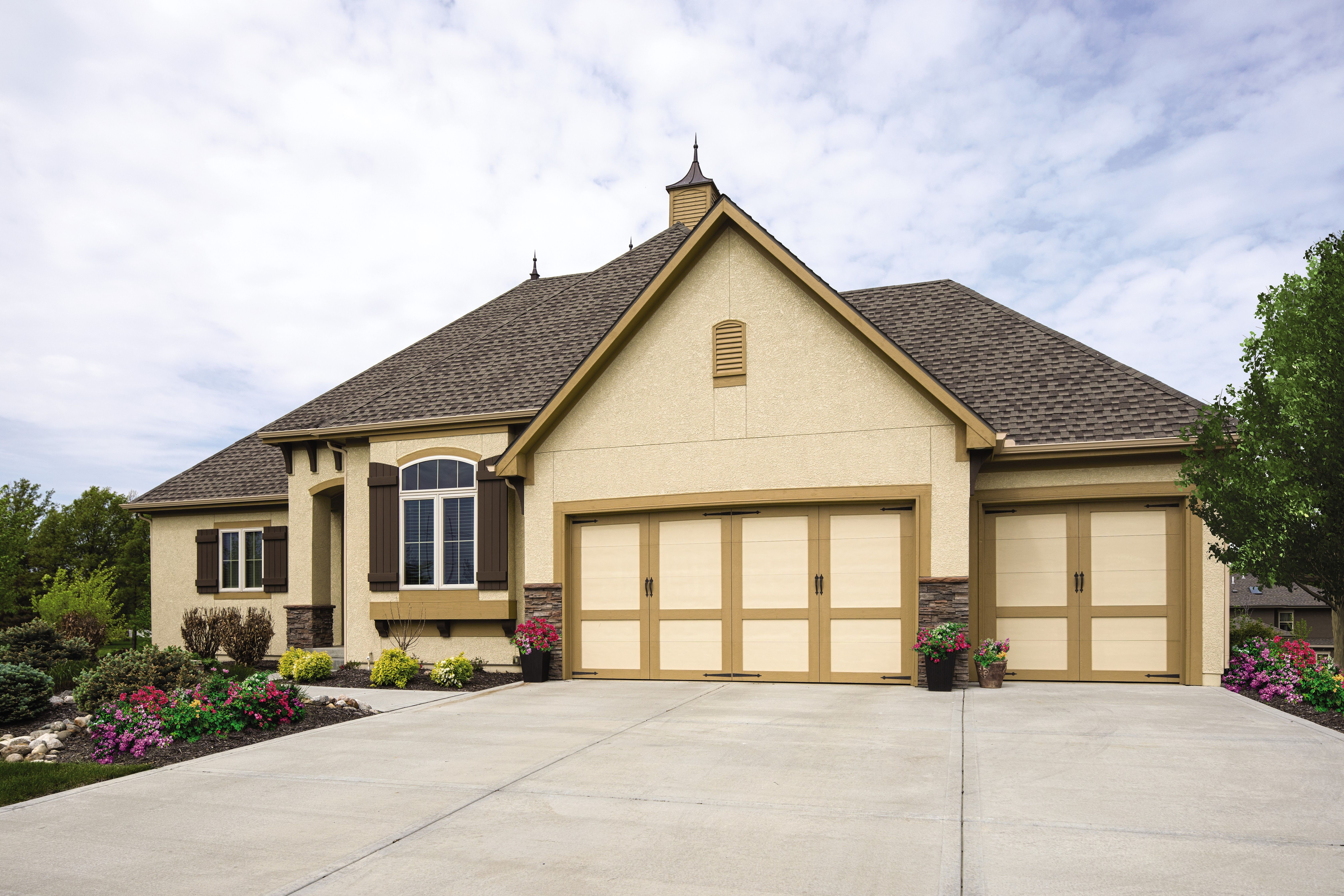 Custom Garage Door Colors Carriage House Doors Custom Garage Doors Garage Door Colors