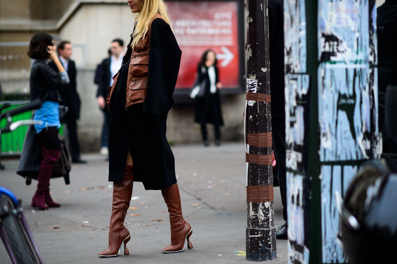 Paris Fashion Week Spring 2016, Day 7 - Paris Fashion Week Spring 2016, Day 7-Wmag