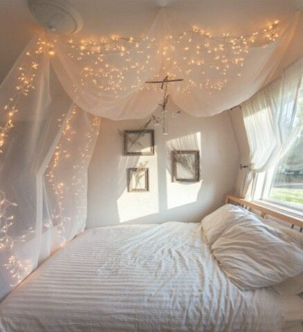 DIY Ways To Make Your Childs Bedroom Magical Pretty Lights - Pretty lights for bedroom