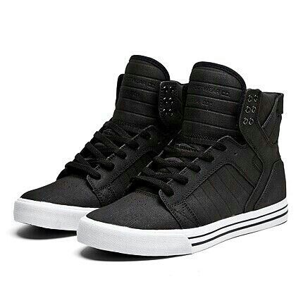 Classic Black Supras! What you think Niall? Maybe white supras or in  another colour