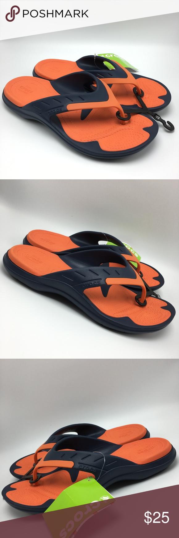 fcad73458a58 Crocs Modi Sport Flip Sandals Unisex 202636-4V9 Brand new pair of Crocs  unisex