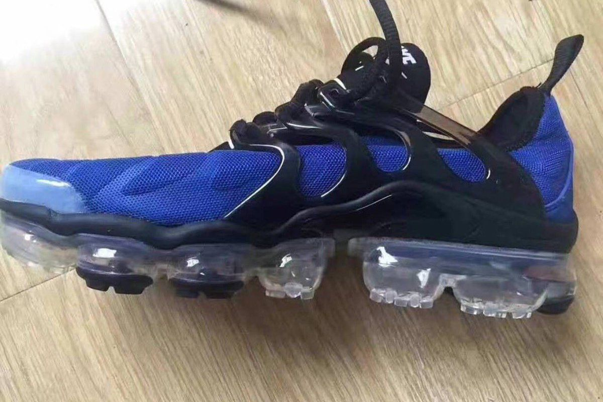 1f1ae7cba46 First Look  Nike Air VaporMax Plus 2018 - EU Kicks  Sneaker Magazine