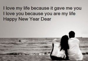 Romantic Wishes Happy New Year 2019 Lovers Happy New Year 2019