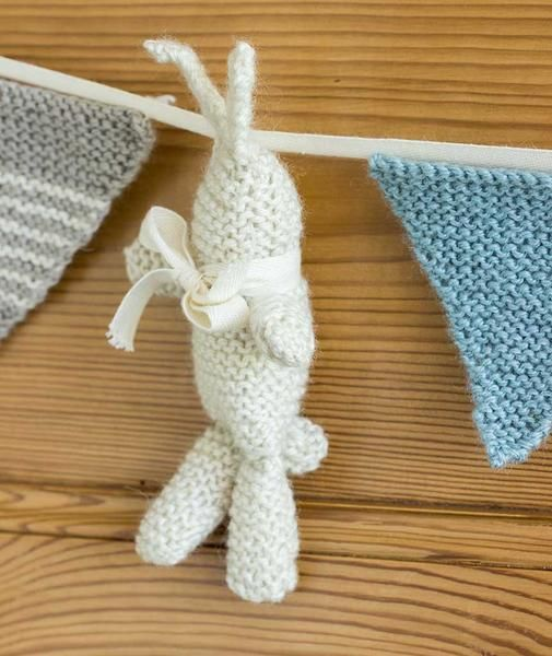 Baby Bunny and Bunting Project