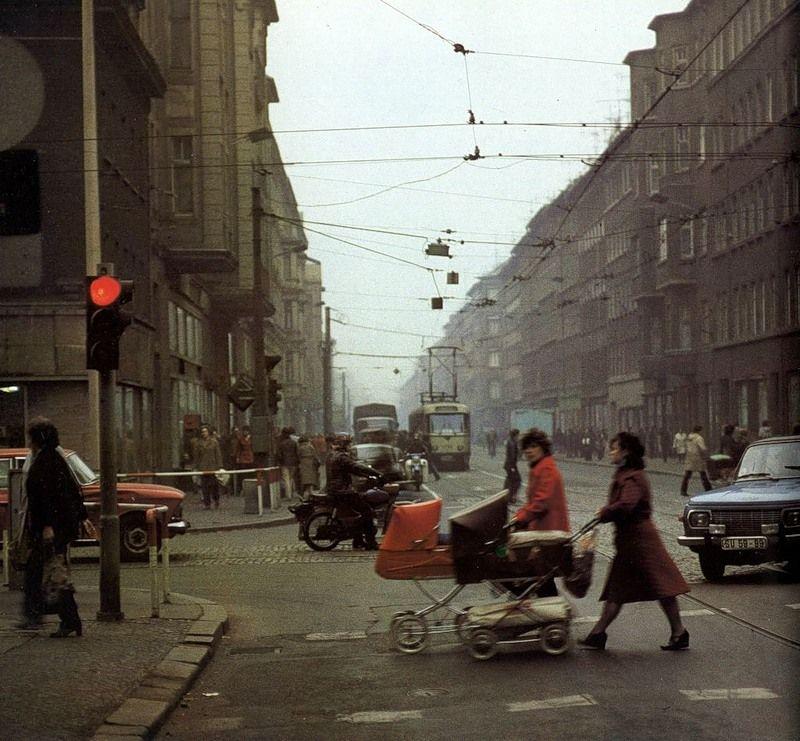 The Track East Photo East Germany Street Scenes Photo