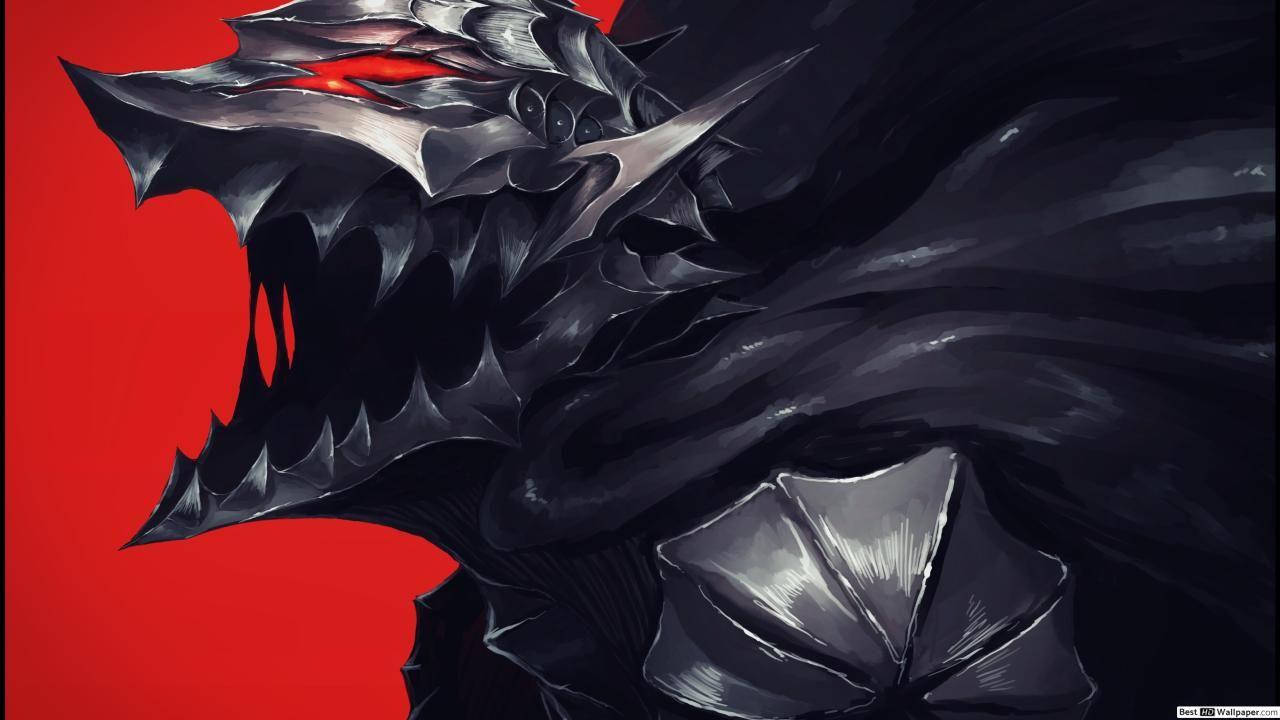 best Minimalist Berserk Wallpapers High Quality Anime
