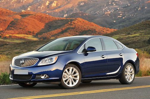 Buick Verano Discontinued In America Buick Envision Coming From China Buick Verano Buick Envision Buick
