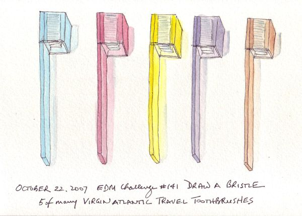 Cute Toothbrush Drawing How To Draw A T...