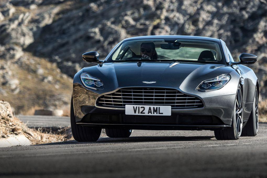 Vehicle · Aston Martinu0027s ...