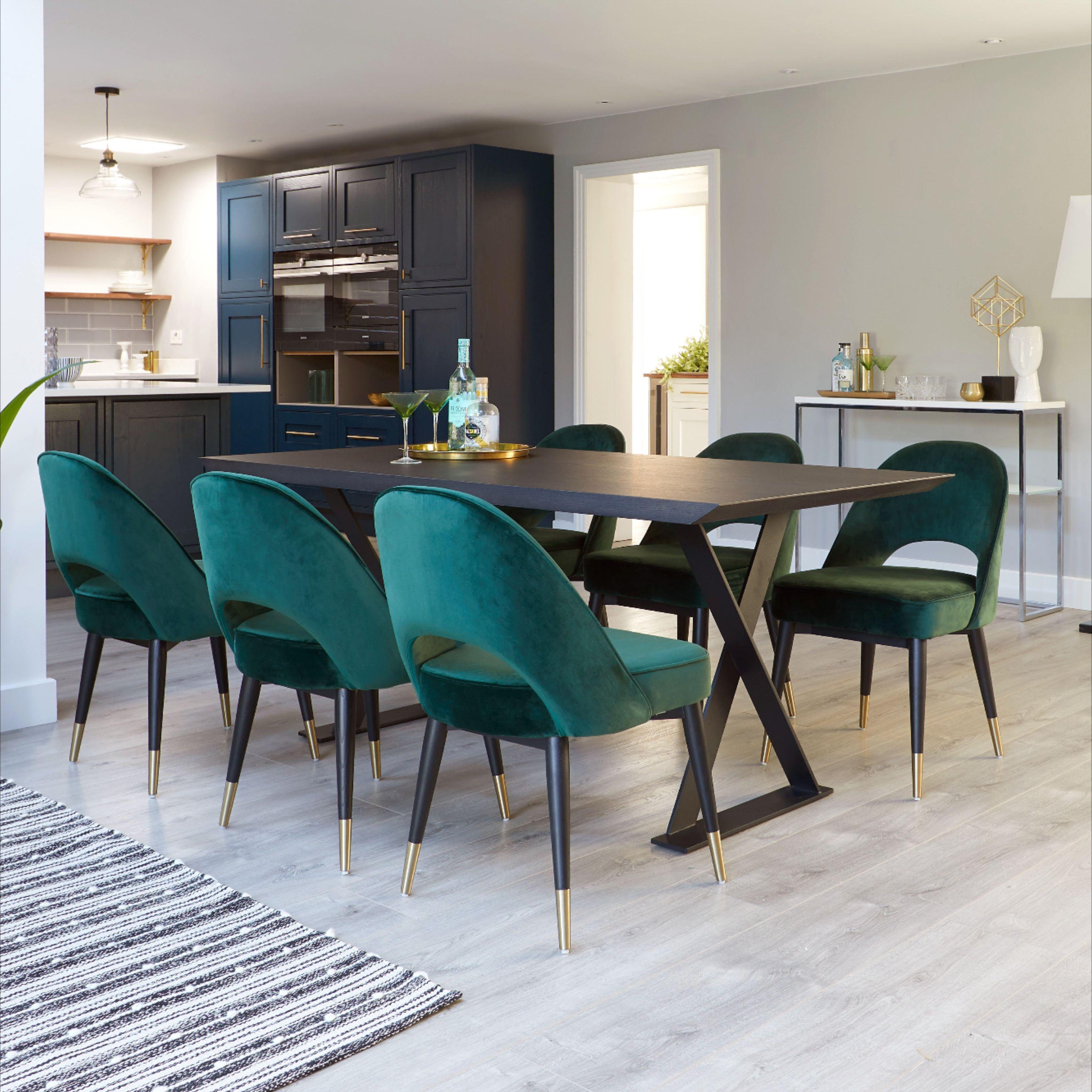 38++ Velvet dining chairs set of 6 Best Seller