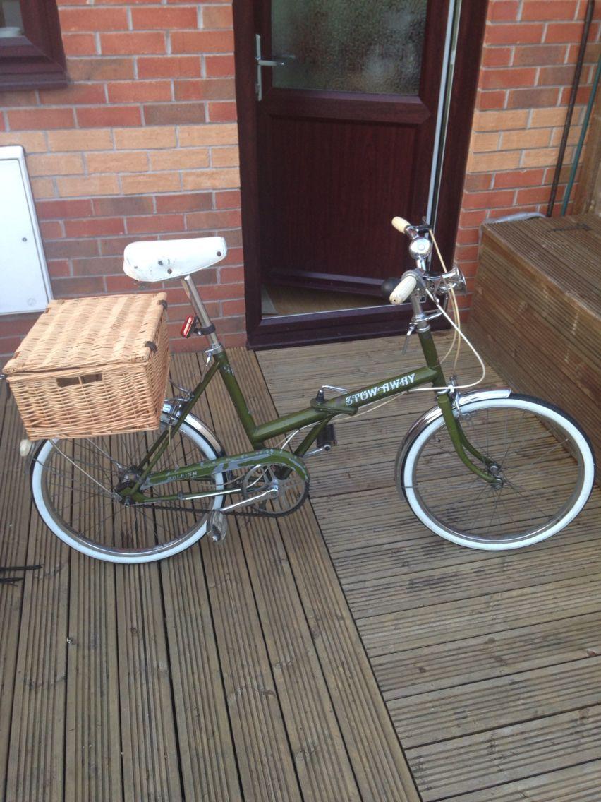 My Raleigh Shopper Bicycle Bicycle Bike Mini Clubman
