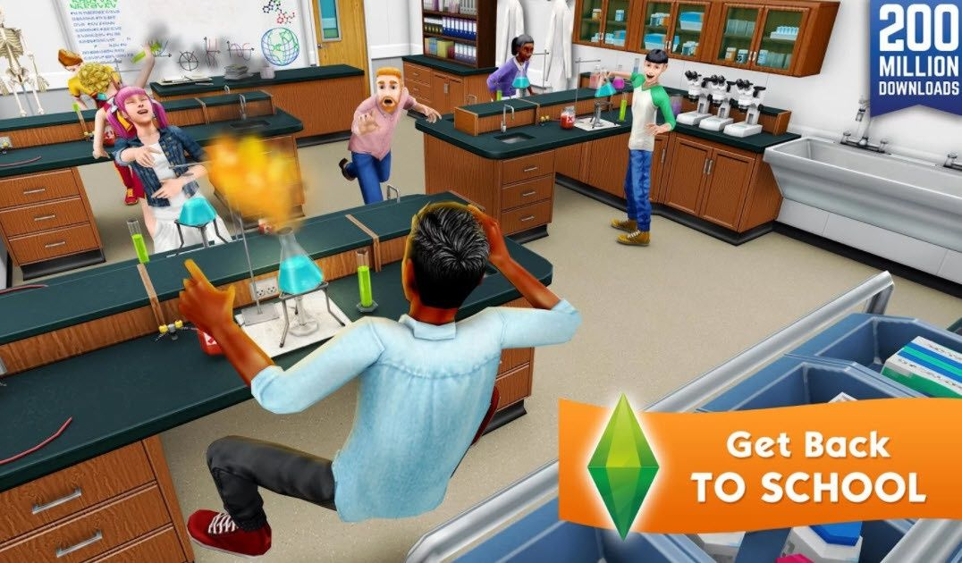 the sims freeplay apk mod android