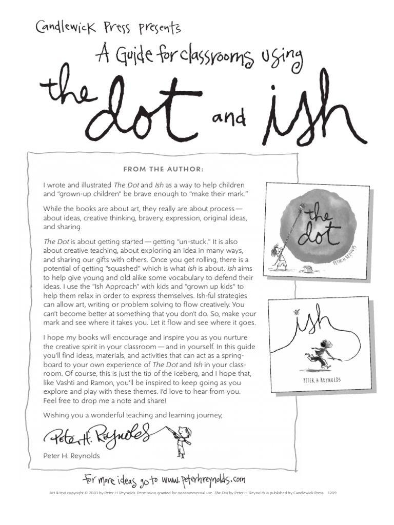 Ish by peter reynolds pdf printer