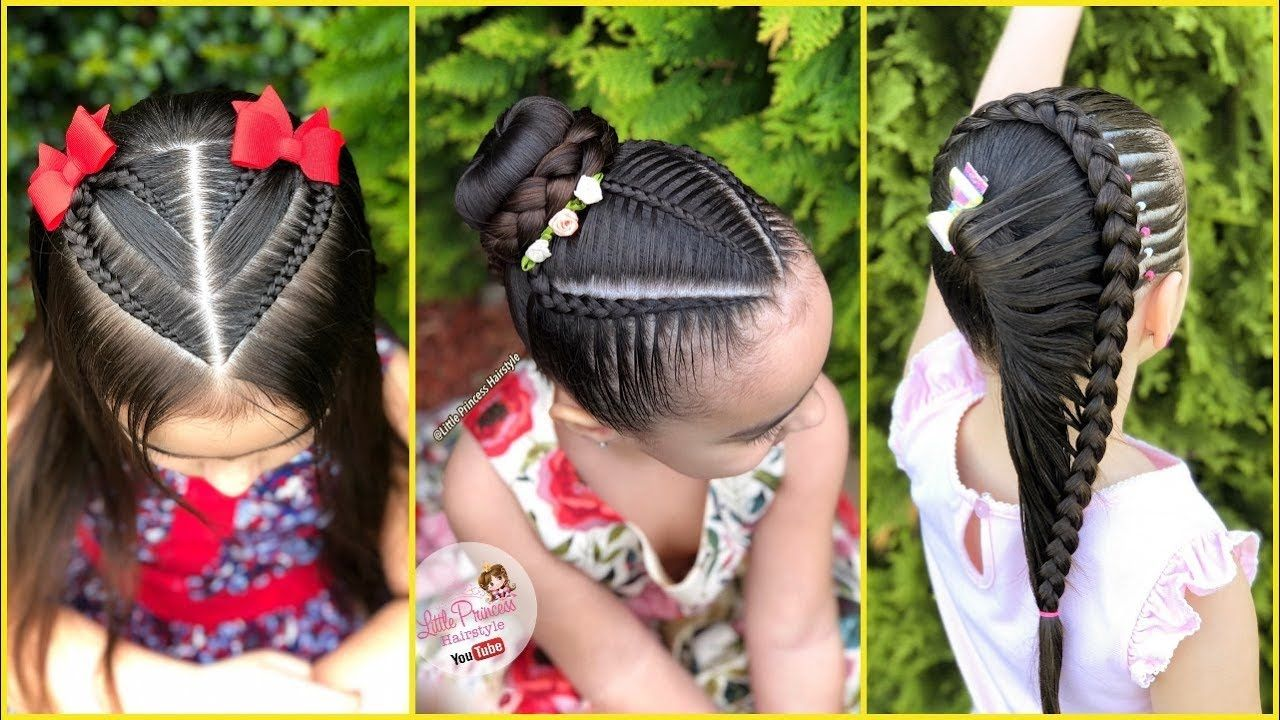 Minimalista peinados trenzas niñas Fotos de cortes de pelo estilo - Peinados Para Ni Faciles Y Bonitos   Certificacion Calidad ...