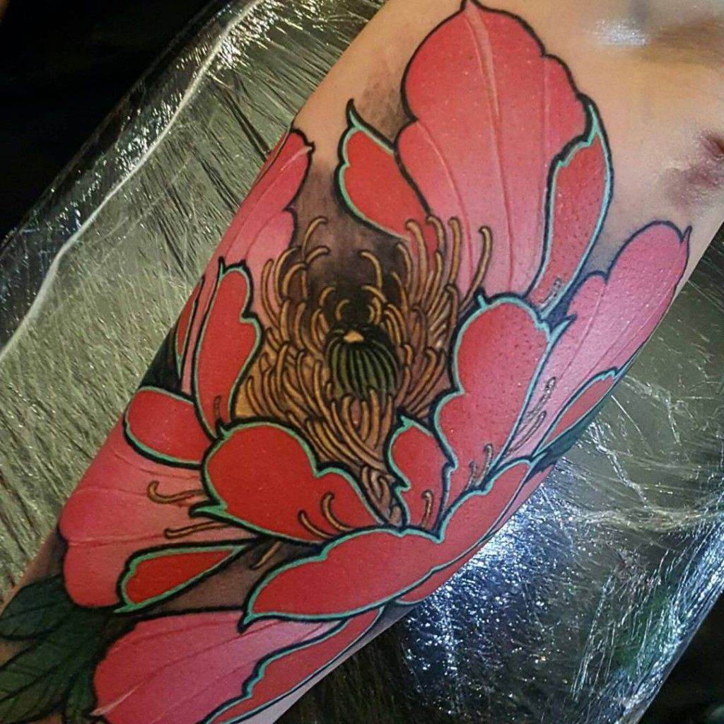 Japanese Flowers Tattoo Names and Their Meanings   Tattoo ideas     japanese flower tattoos for women