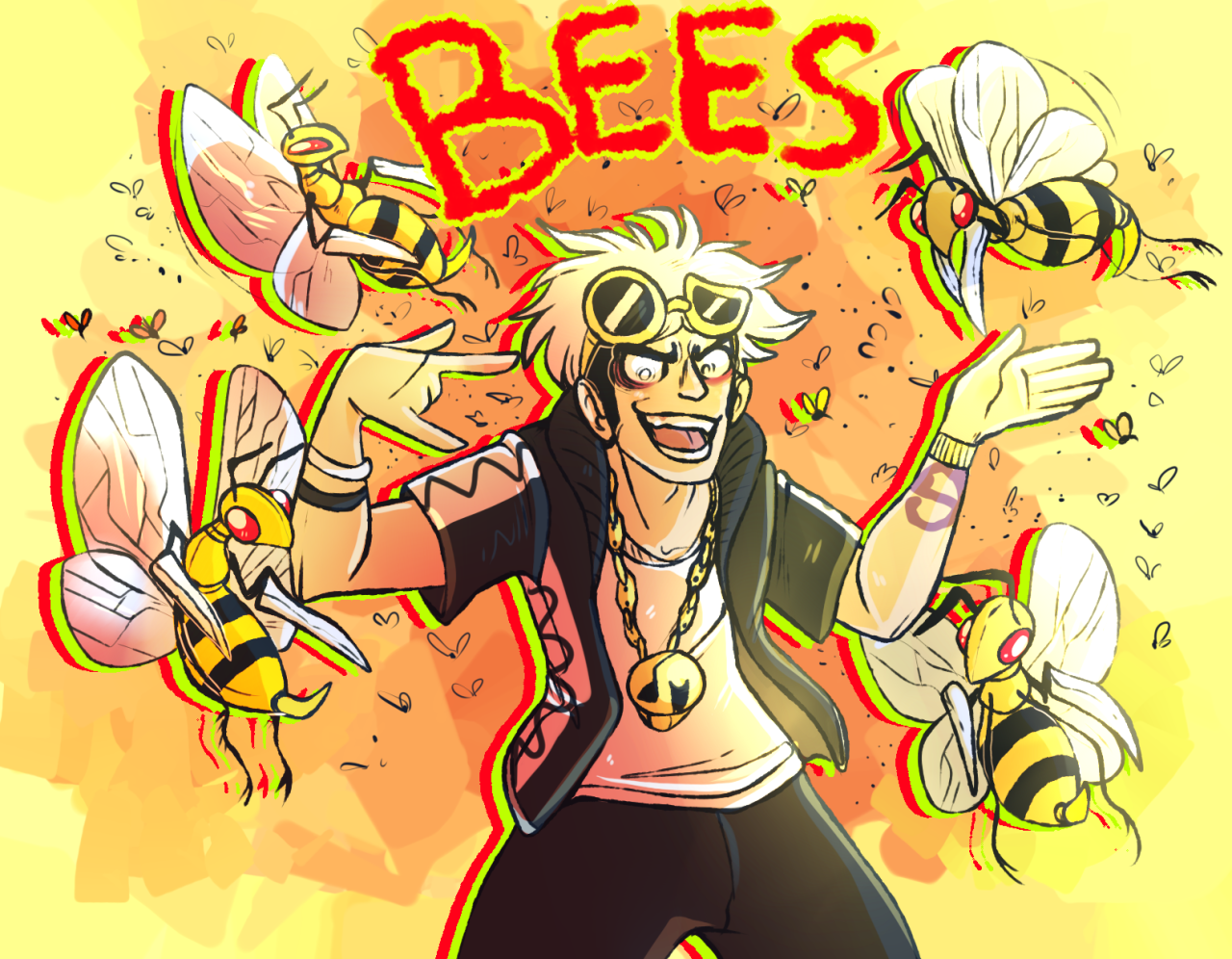 local bug man releases bees pokemon sun and moon pinterest