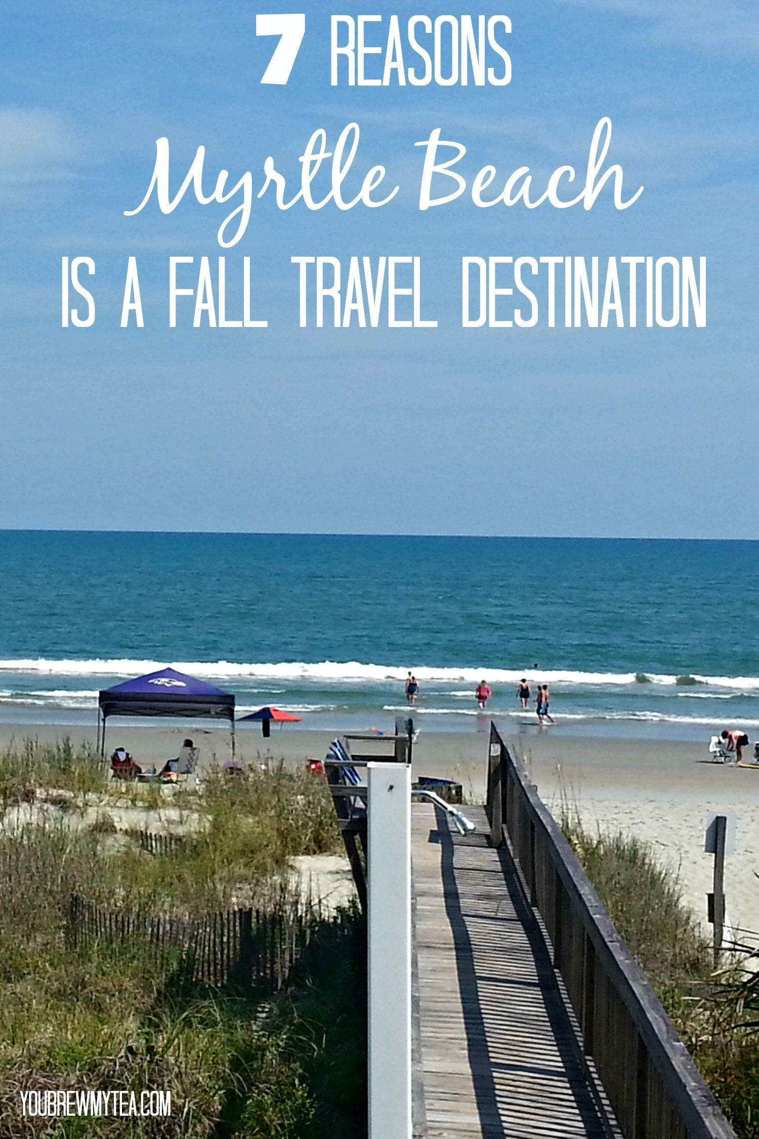 Travel To Myrtle Beach For More Than Just Spring Break Check Out Great Family Friendly Ideas Year Round Vacations Vacationideas