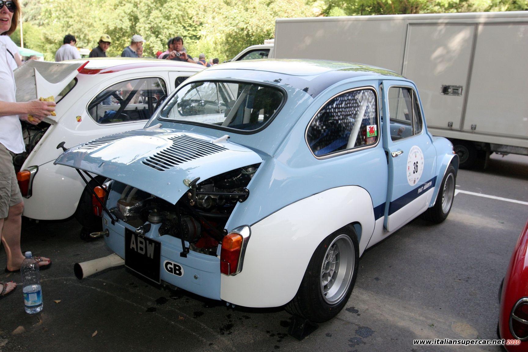 Fiat Abarth 1000tc Corsa Kleintjes Auto S Jeugd