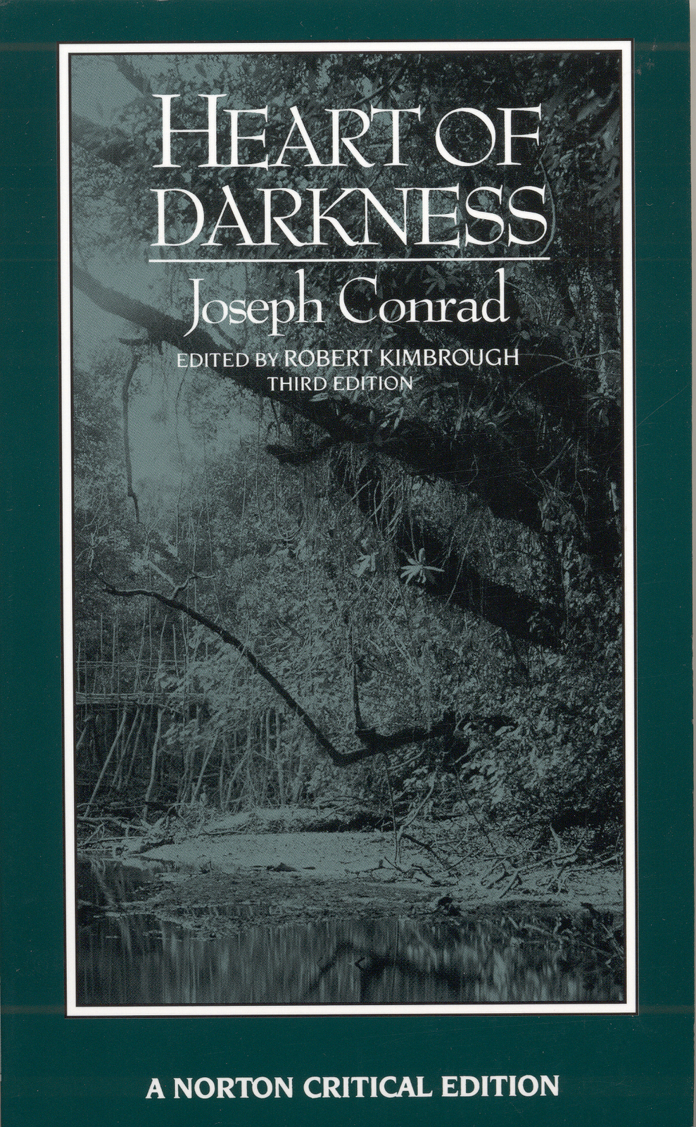 analysis essay on heart of darkness Essay joseph conrad, in his long-short story, ³heart of darkness,² tells the tale of two mens¹ realization of the hidden, dark, evil side of themselves.