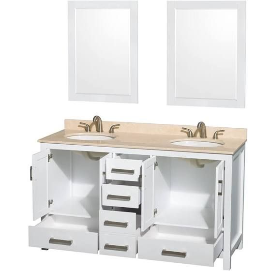 bathroom vanities clearance with images marble vanity on bathroom vanity cabinets clearance id=82102