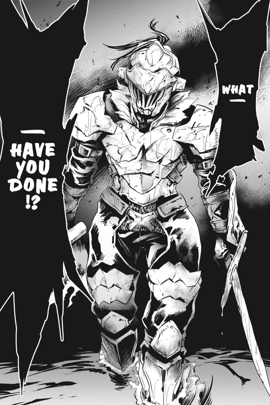 Goblin Slayer Chapter 9 Read Goblin Slayer Manga Online Goblin Slayer Anime
