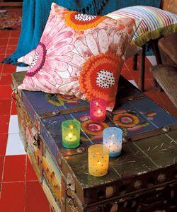 - Decoracion hippie habitacion ...