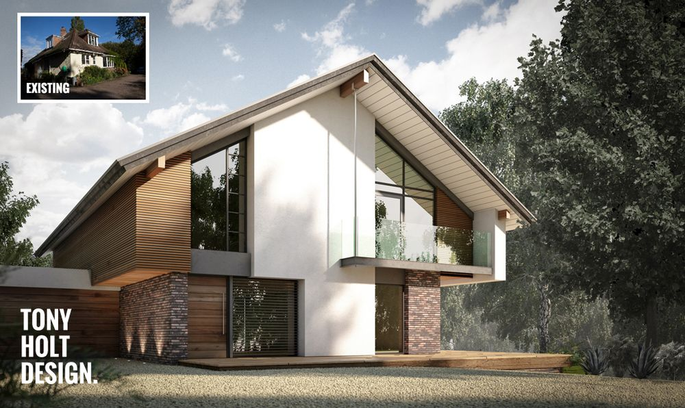 2018的uk chalet house conversions google search sloped roof