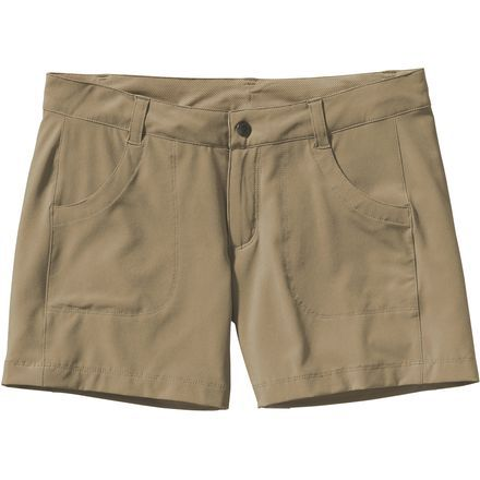 42d28a268d Patagonia Happy Hike Short - Women's in 2019 | Yoga | Hiking shorts ...