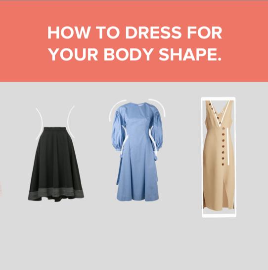 Your Body Already Has Harmony Here S How To Dress It Wonder Wardrobe