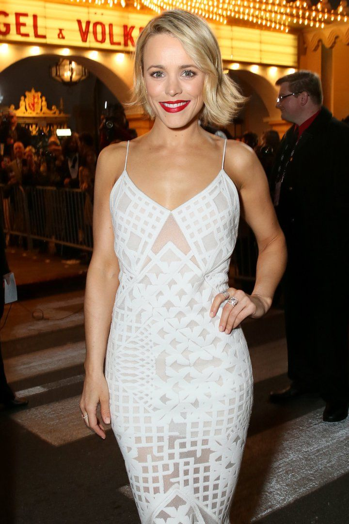 Rachel Mcadams Is So Hot Shes Practically On Fire On The Red Carpet