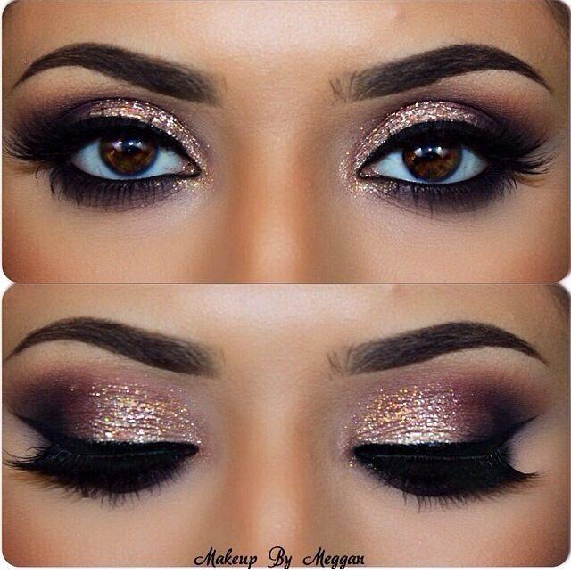 Bronce Maquillaje Para Ojos Cafes Maquillaje De Ojos Y