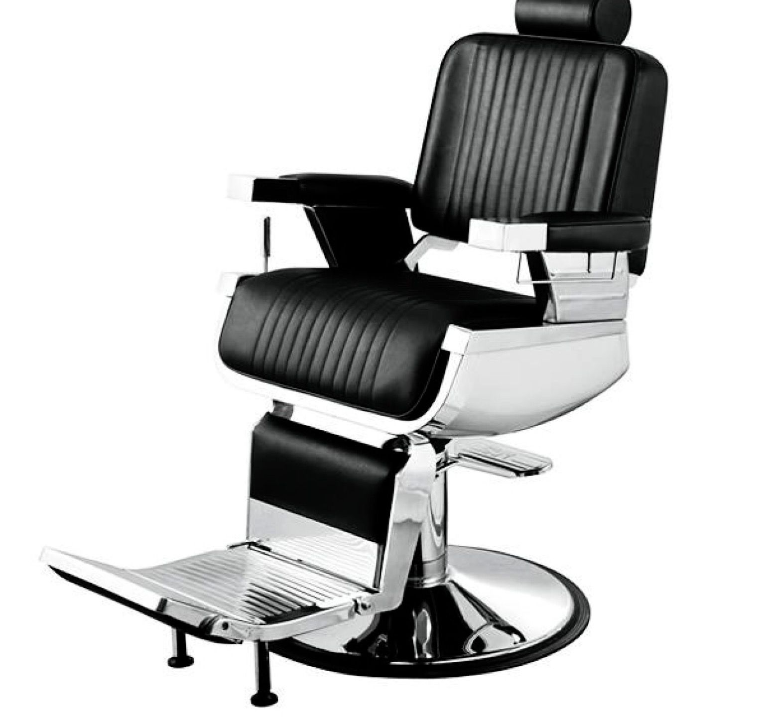 Just got our new shipment of Lincoln Barber Chairs ♂ Two