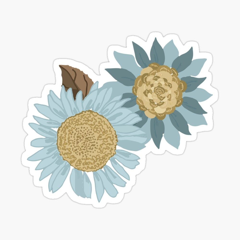 Pin by Buse Özer on Papel viejo in 2020 Floral stickers