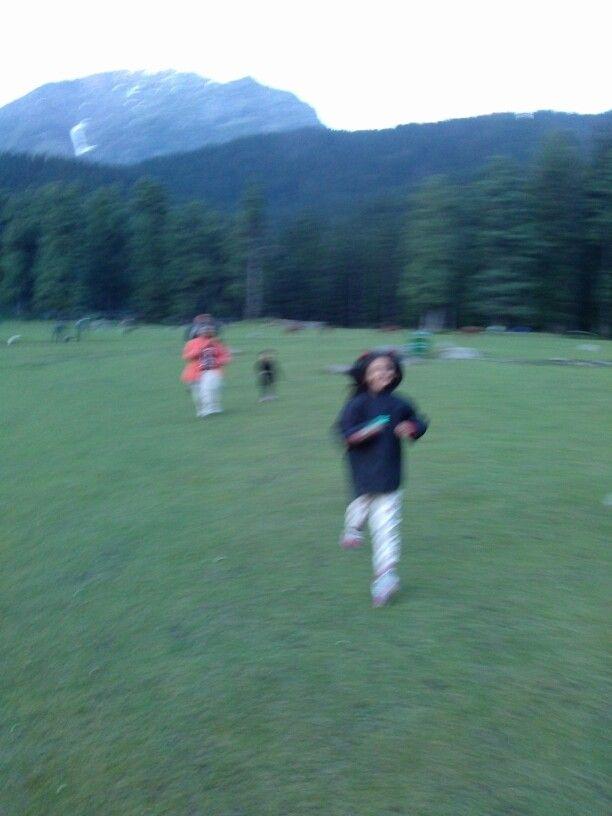 Running fun