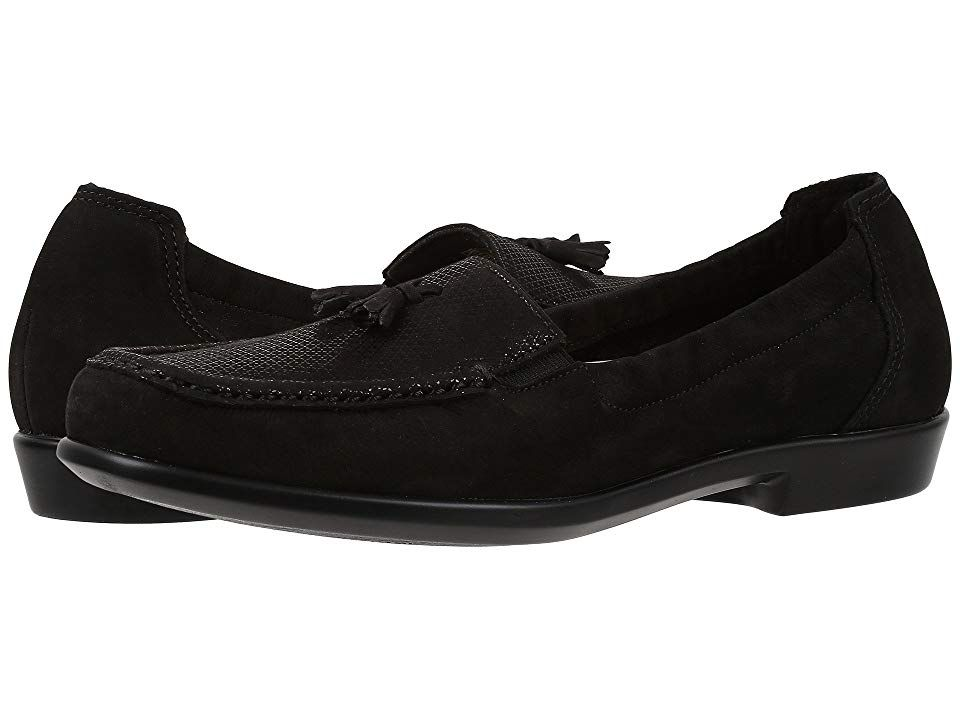 61951b13846 SAS Hope (Onyx) Women s Shoes. The Hope classic loafer with a modern touch