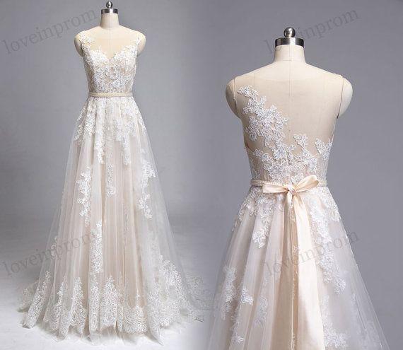 Etsy Wedding Dresses Under $300 For Your Special Day - DIYbunker