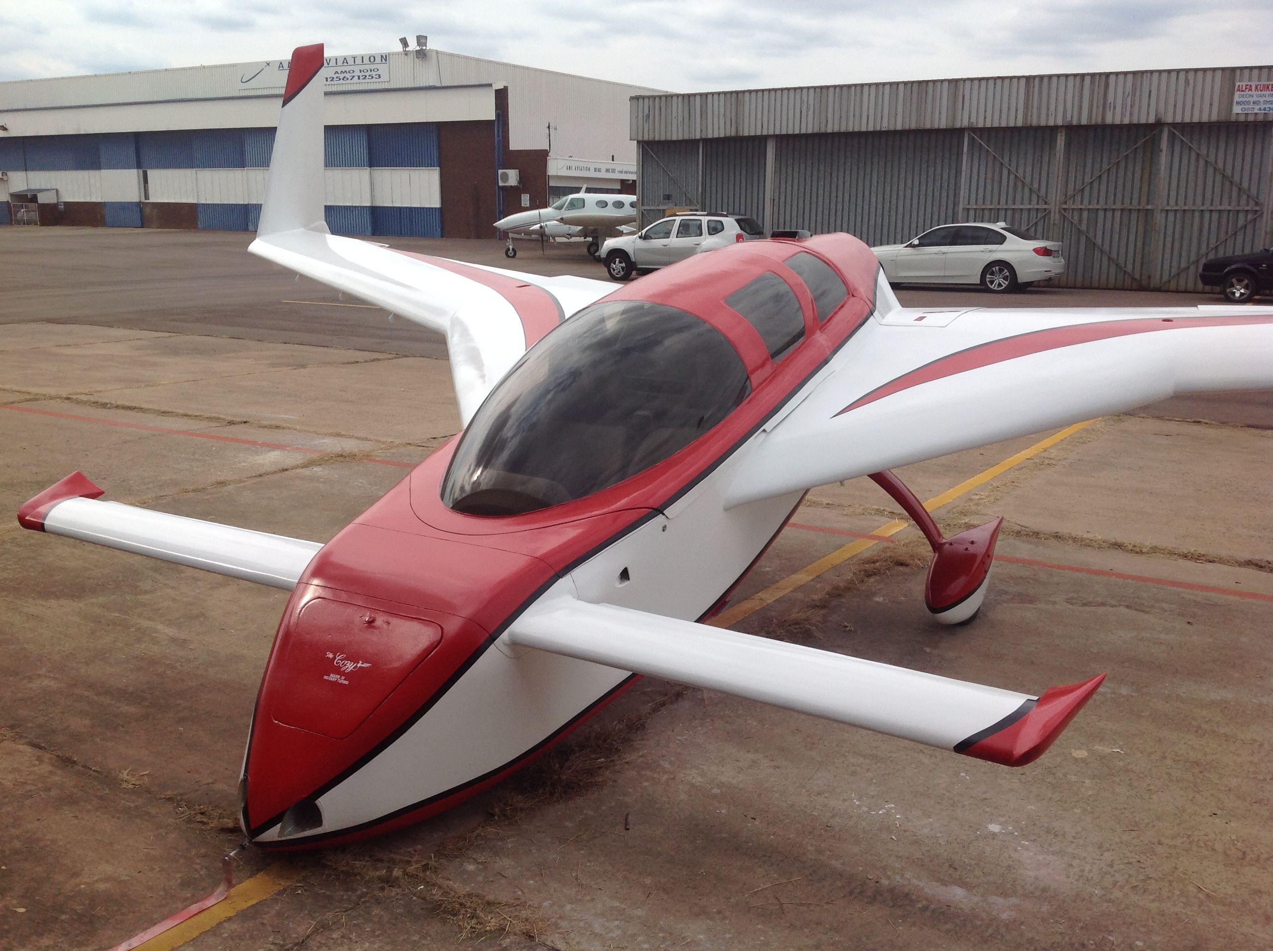 Aerocanard Southern Africa provide a built, technical ...