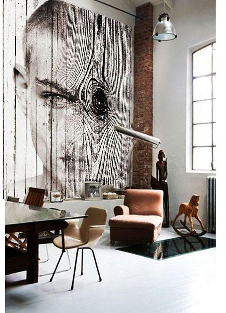 30 Gorgeous Indrutial Walls Mural Design Ideas For Our Home Designideas Homedesignideas Homedecorideas Apartment Wall Art Cool Wall Art Cool Wall Decor