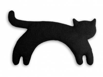 Kissen Kissenbezuge Leschi Design Warmekissen Katze Minina