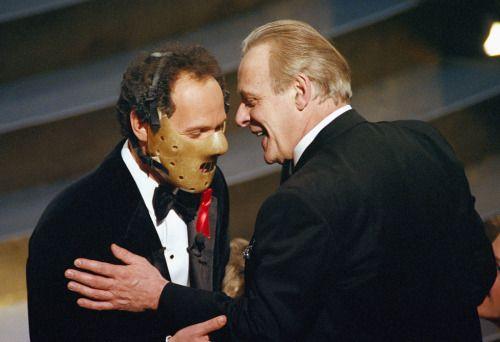 "actorsbehindthescenes: "" Funny Moment Academy Awards 1992 """