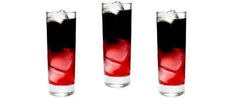 Cocktail blackberry variante du cosmopolitan recette for Cocktail 3 couleurs