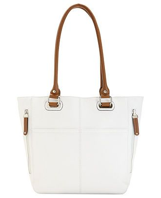 White-hot! Tignanello Tote  purse  bag BUY NOW!  045042f87f304